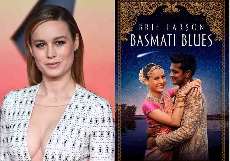 Brie Larson's 'Basmati Blues' looks swollen, and we're not happy about it