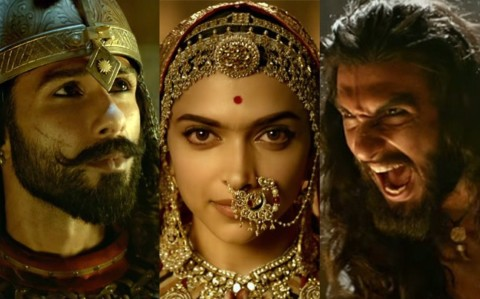 Trailer of Padmavati is sending viewers into a frenzy