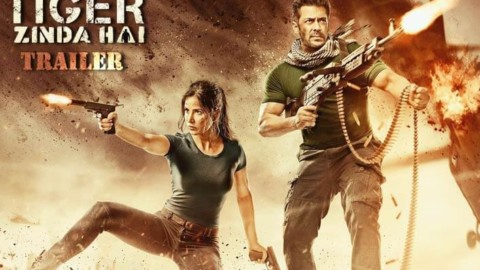 'Tiger Zinda Hai' Trailer Smashes All Records to Secure Top Spot