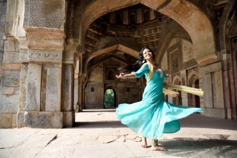 Sangeeta Majumder – creating a space for Kathak in Europe