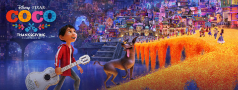 Sweet, heartfelt 'Coco' is a new Pixar classic