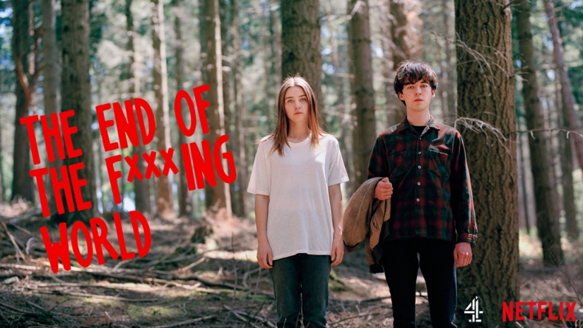 'The End of the F***ing World': A Dark Comedy delivered perfectly