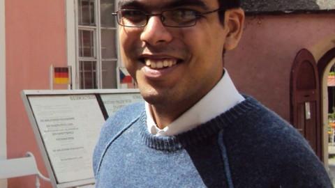 Rendezvous with author Arjun Hemmady
