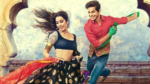 'Dhadak' Movie Review: A Realm of Colors and Senses