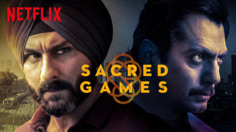 In 'Sacred Games' there is no time to rest