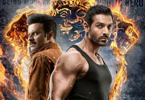 'Satyameva Jayate' Review: In this fight of John Abraham vs. Manoj Bajpayee, Entertainment Wins